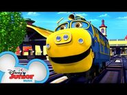Chug N Roll 🎸- Discover Chuggington- All Aboard - Chuggington - Disney Junior