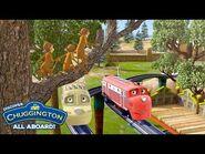 Discover Chuggington- All Aboard!- Safari Park Song (UK)