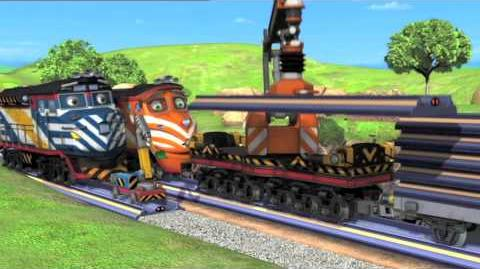 """Chuggington - Chuggingeers """"Who's digging for us today?"""" UK"""