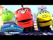 Chugging Home! - ALL NEW Chuggington! - Discover Chuggington- All Aboard