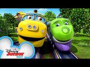 Brewster's Song 🎶- Discover Chuggington- All Aboard - Chuggington - Disney Junior