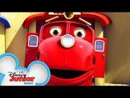 Wilson's Song 🎶- Discover Chuggington- All Aboard - Chuggington - Disney Junior