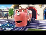 Discover Chuggington- All Aboard!- Chug N Roll (UK)