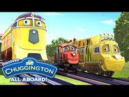 Chuggington Roll Call! 🎶 - ALL NEW Chuggington! - Discover Chuggington- All Aboard