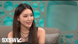 Chung Ha Singing Cinderella Songs SXSW LIVE STUDIO