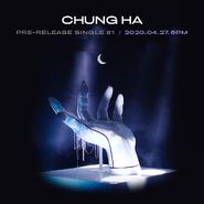 Chung Ha Stay Tonight teaser