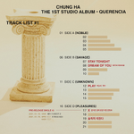 Querencia track list teaser