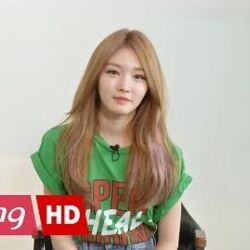 Chungha/Interviews