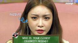 MISHEARD?! Whisper Challenge Q&A With Chungha!