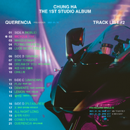 Querencia track list