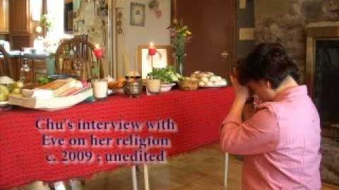 Mom's Religion Interview