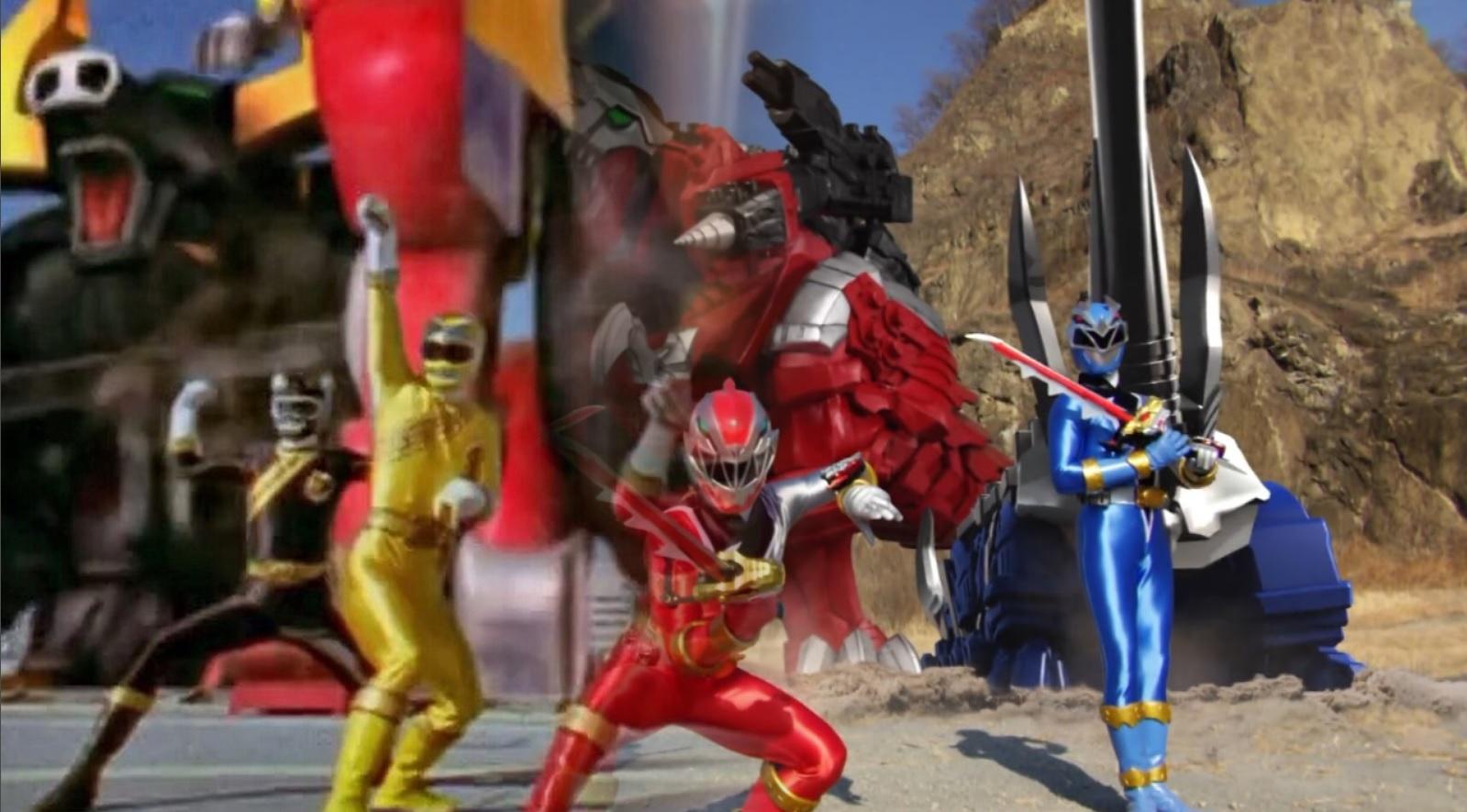 El Fin de los Power Rangers