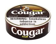 Cougar snuff