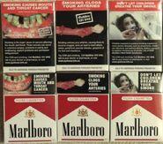 Marlboro Warnings