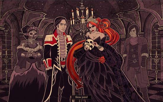 Evil Queen, Loves Perrault, Ghede Advisor.png
