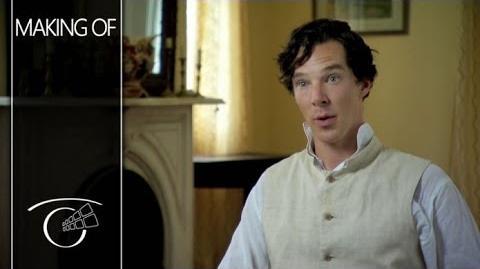 12 años de esclavitud - Entrevista Benedict Cumberbatch VOSE