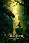 The Jungle Book 01 Poster