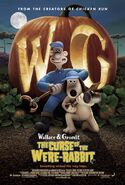 Wallace & Gromit US Poster