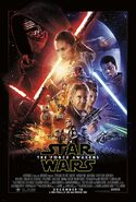 StarWars - The Force Awakens - Poster