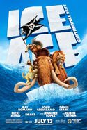 Ice Age Continental Drift poster