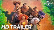 LOS CROODS UNA NUEVA ERA - Tráiler Oficial (Universal Pictures) - HD