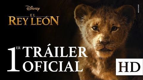 El Rey León, de Disney – Tráiler oficial 1 (Subtitulado)