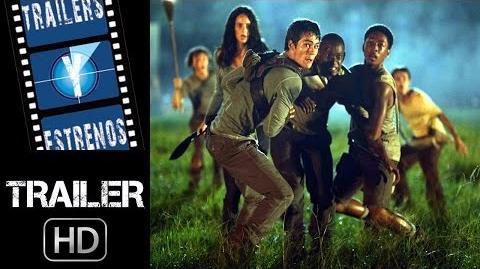 El corredor del laberinto - Trailer final en español (HD)