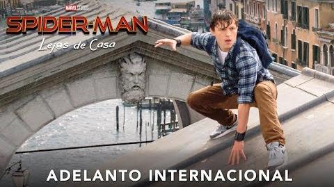 Spider-Man Lejos de Casa - Adelanto Internacional Doblado en español - Sony Pictures