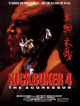 Kickboxer 4 El Agresor POSTER.jpg