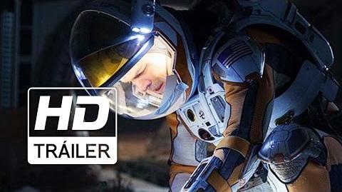 MARTE (The Martian) Tráiler Oficial 2 España Ya en cines