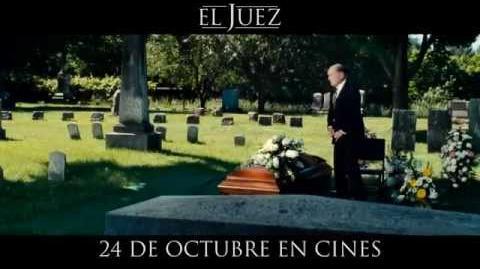 El Juez - Tráiler Oficial en español HD