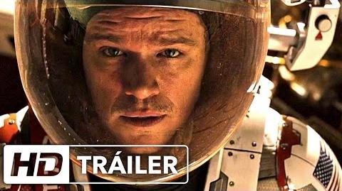 MARTE (The Martian) Ya en cines
