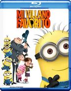 Mi villano favorito Blu-ray