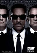 Men In Black 3 Hombres de negro III