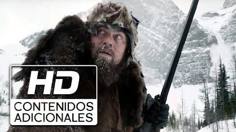 Revenant El Renacido Featurette El Conjunto de Actores (HD)