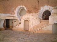 Hotel Sidi Driss-underground view only
