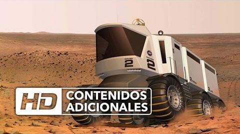 "MARTE (The Martian) Featurette ""Rover"" Ya en cines"
