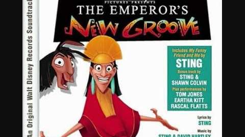 The Emperor's New Groove - My Funny Friend And Me