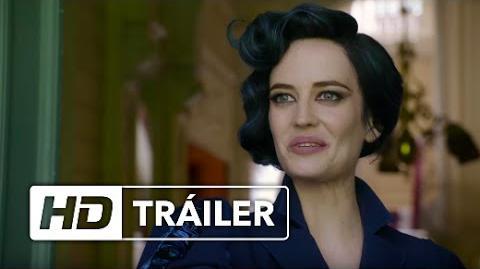 EL HOGAR DE MISS PEREGRINE PARA NIÑOS PECULIARES Primer Tráiler 30 de septiembre en cines