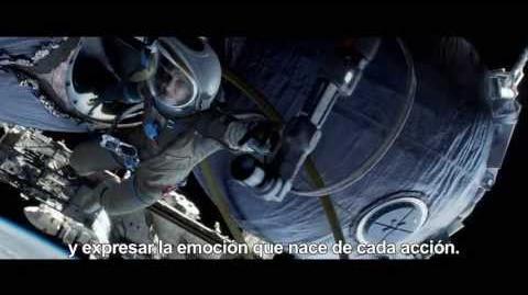 "Gravity - Featurette ""Experimenta la Tercera Dimensión"" HD"