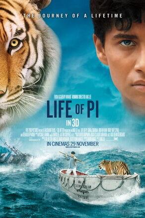 La Vida De Pi Cinepedia Fandom