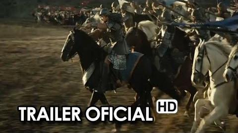 EXODUS Tráiler Oficial en español (2014) HD