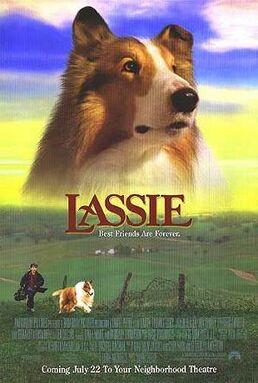 Lassie 1994 movie poster.jpg