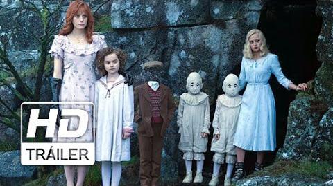 Miss Peregrine y los Niños Peculiares Trailer Oficial Doblado Próximamente- Solo en cines