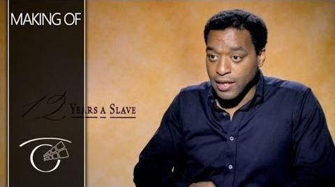 12 años de esclavitud - Entrevista Chiwetel Ejiofor VOSE