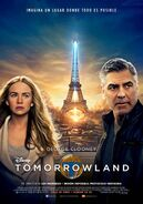 Tomorrowland Poster Final Latino JPosters