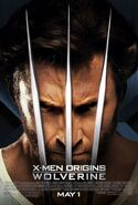 X-men Origins -Wolverine-poster