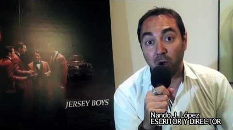 Jersey Boys - Reacciones primer Visionado España