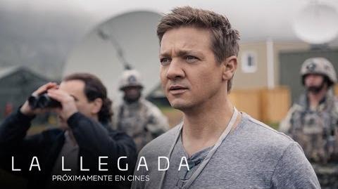 LA LLEGADA. Review trailer