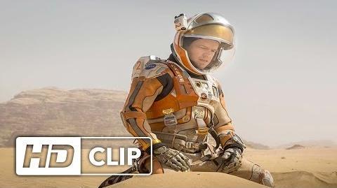 MARTE (The Martian) Tour por el Hermes Ya en cines